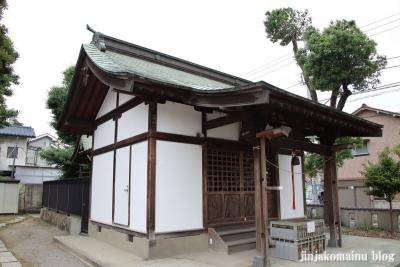 六所神社(市川市須和田)10