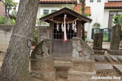 六所神社(市川市須和田)14