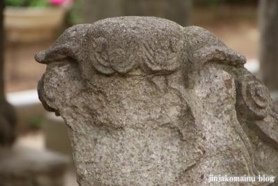 六所神社(市川市須和田)23