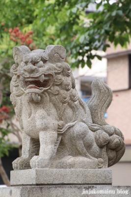 六所神社(市川市須和田)6