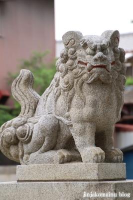 六所神社(市川市須和田)7