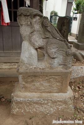 六所神社(市川市須和田)15
