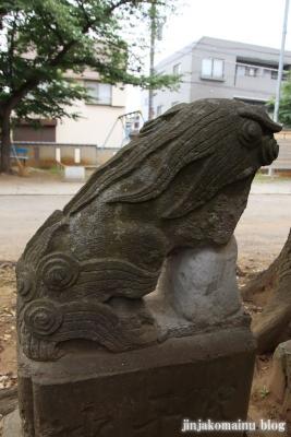 六所神社(市川市須和田)17
