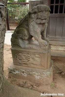 六所神社(市川市須和田)19