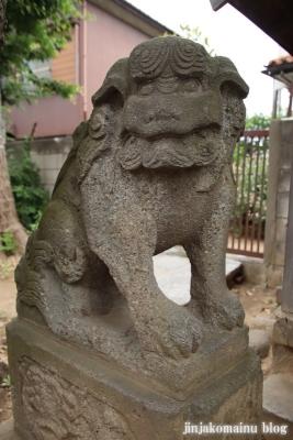 六所神社(市川市須和田)20