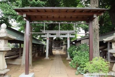 國分日枝神社(市川市国分)3