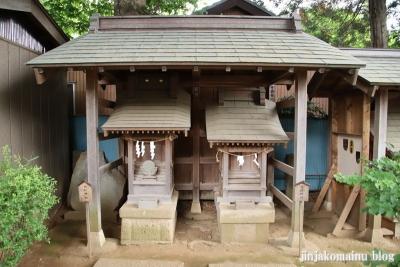 國分日枝神社(市川市国分)5