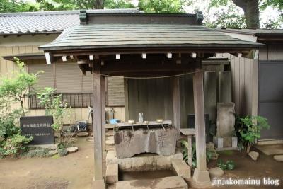 國分日枝神社(市川市国分)8
