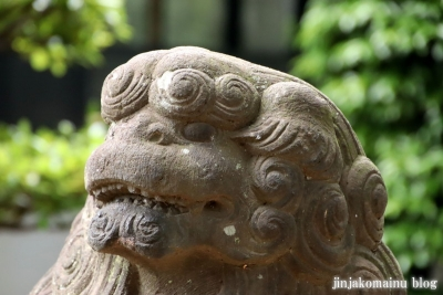 國分日枝神社(市川市国分)23