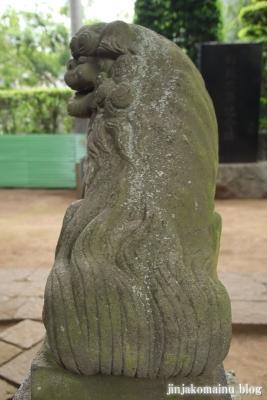 國分日枝神社(市川市国分)16