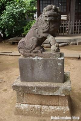 國分日枝神社(市川市国分)17