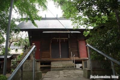 春日神社(市川市下貝塚)5