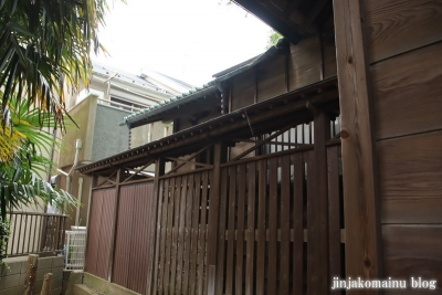 春日神社(市川市下貝塚)8