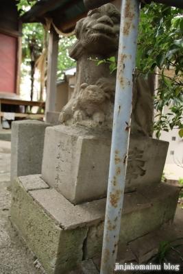 春日神社(市川市下貝塚)10