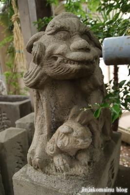 春日神社(市川市下貝塚)11