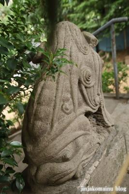 春日神社(市川市下貝塚)13