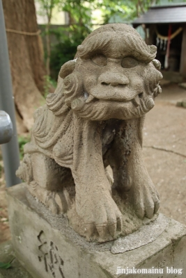 春日神社(市川市下貝塚)15