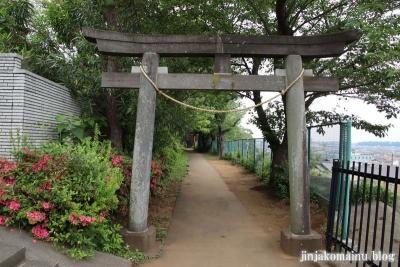白幡神社(市川市宮久保)3