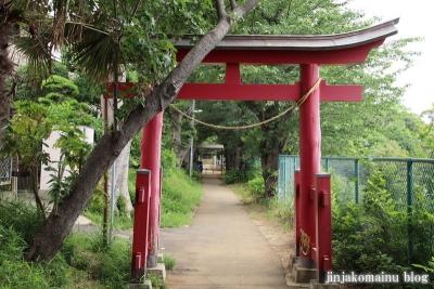 白幡神社(市川市宮久保)4