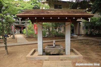 白幡神社(市川市宮久保)19