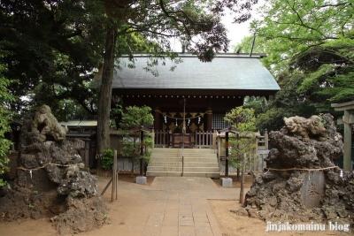 白幡神社(市川市宮久保)20