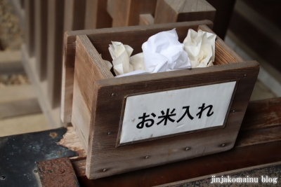 白幡神社(市川市宮久保)21