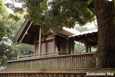 白幡神社(市川市宮久保)23
