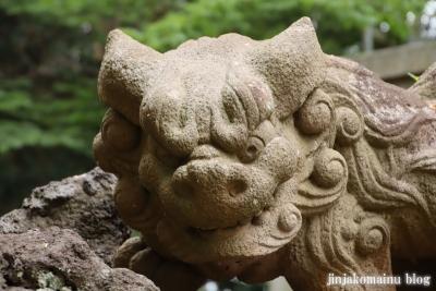 白幡神社(市川市宮久保)32