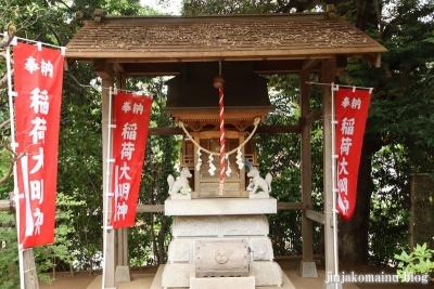 白幡神社(市川市宮久保)37