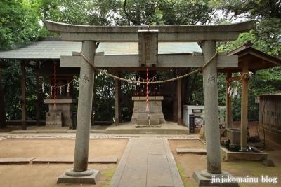 白幡神社(市川市宮久保)38