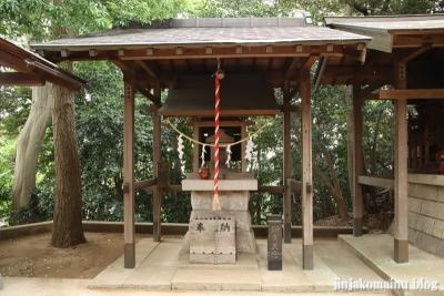 白幡神社(市川市宮久保)40