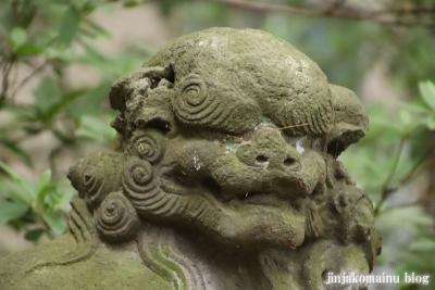 白幡神社(市川市宮久保)55