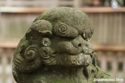白幡神社(市川市宮久保)56