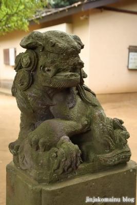 白幡神社(市川市宮久保)8