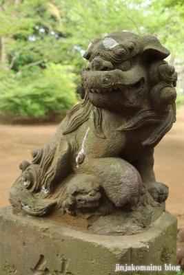 白幡神社(市川市宮久保)12
