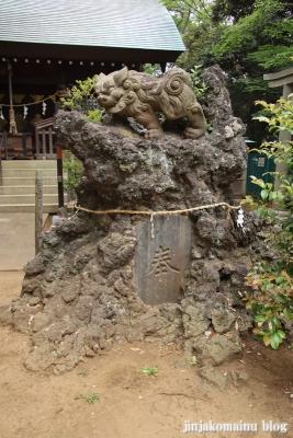 白幡神社(市川市宮久保)24