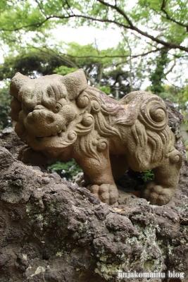 白幡神社(市川市宮久保)25