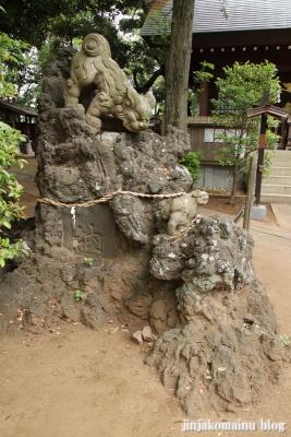 白幡神社(市川市宮久保)28
