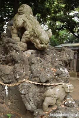 白幡神社(市川市宮久保)35