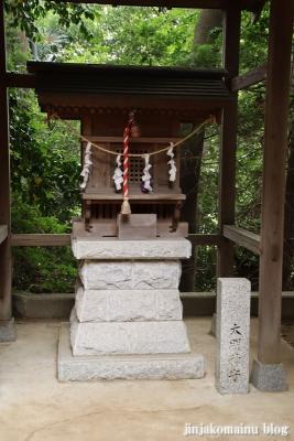 白幡神社(市川市宮久保)42