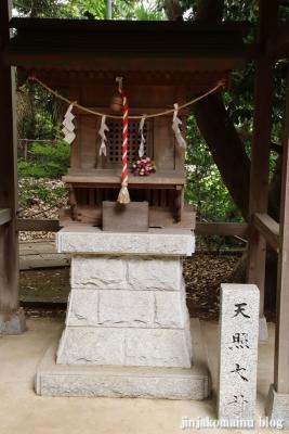 白幡神社(市川市宮久保)44