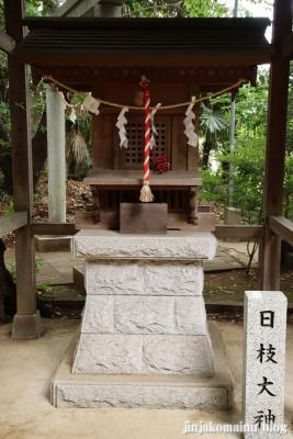 白幡神社(市川市宮久保)45
