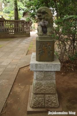 白幡神社(市川市宮久保)47