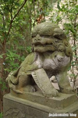 白幡神社(市川市宮久保)48