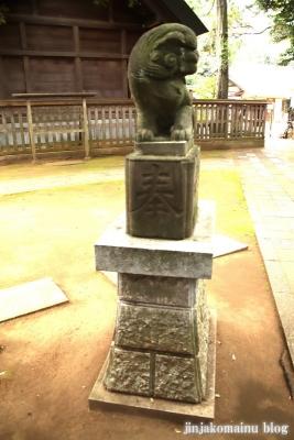 白幡神社(市川市宮久保)51