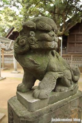白幡神社(市川市宮久保)52