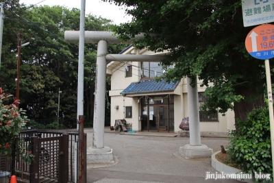 子之神社(市川市北方)1