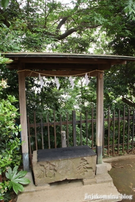 子之神社(市川市北方)2