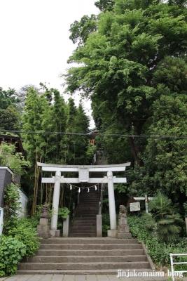 子之神社(市川市北方)3