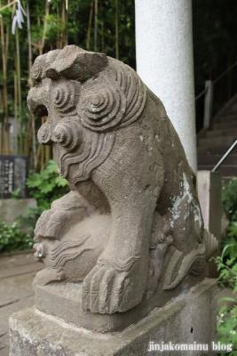 子之神社(市川市北方)8